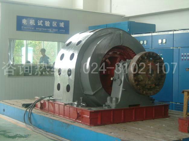 沈阳电机厂高压电机差动保护