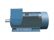 沈阳电机厂的高压电机高低高型变频器